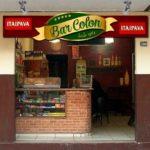 Reforma com revitalização 3D de letreiro para fachada de bar