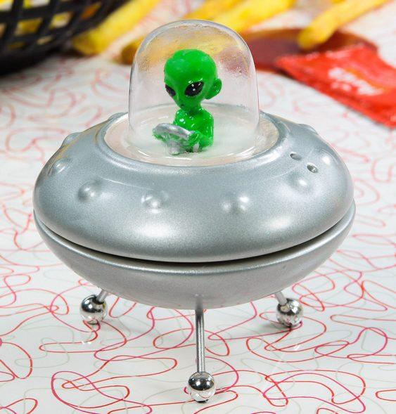 Nave alienígena