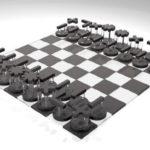 Xadrez para iniciantes: símbolos indicam o movimento das peças