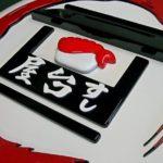Letreiro 3D para restaurante japonês Yatai Sushi em Uberlândia