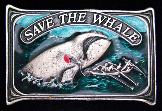 Salve as baleias