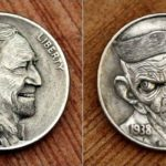 Hobo Nickel: a arte de modificar a cunhagem original das moedas