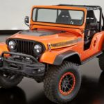 Novo Jeep CJ66 combina 3 gerações do antigo Willys e Wrangler