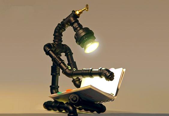 Leitura do robozinho