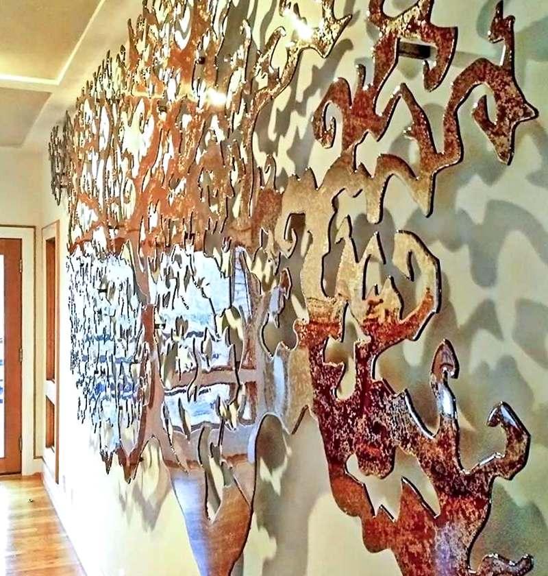 Painel de parede gigante