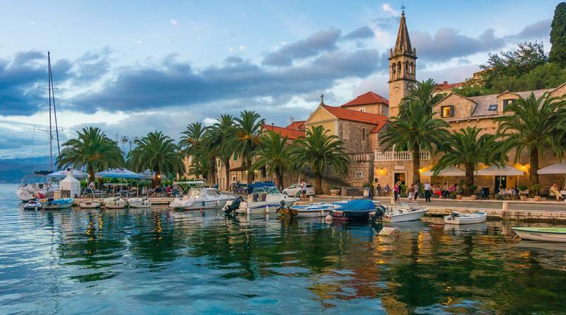 Destino turístico na Europa