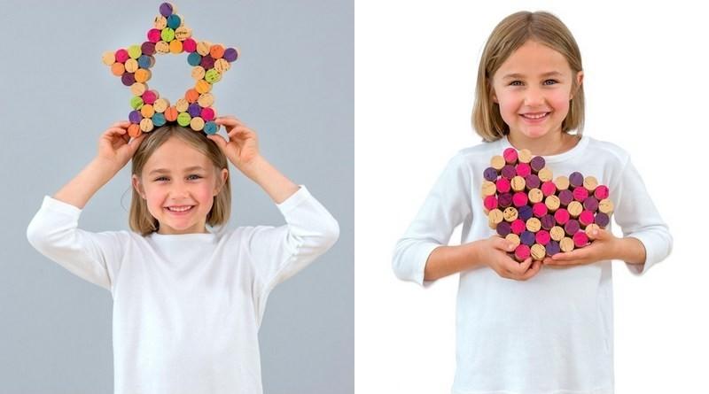 Enfeite de Natal artesanal