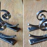 Dica de cantoneira de aço ou mão francesa de metal bem feita