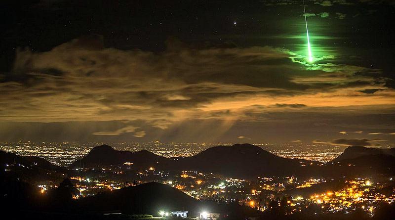 Asteroide verde