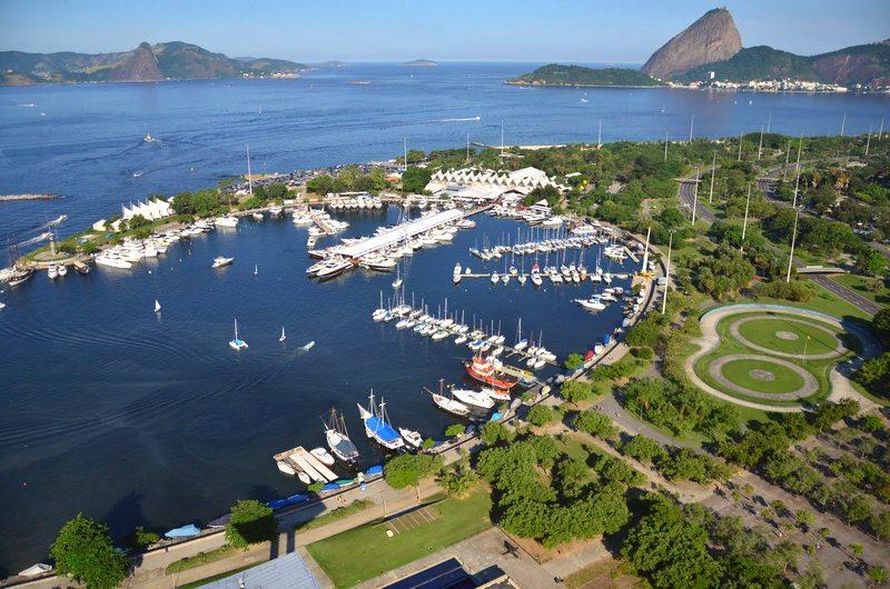 Local do Rio Boat Show