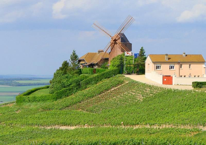 Circuito francês de vinhos