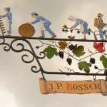 Serralheria artística: letreiros para os roteiros vinícolas