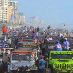 Jeep Beach: um dos maiores encontros de jipeiros do mundo