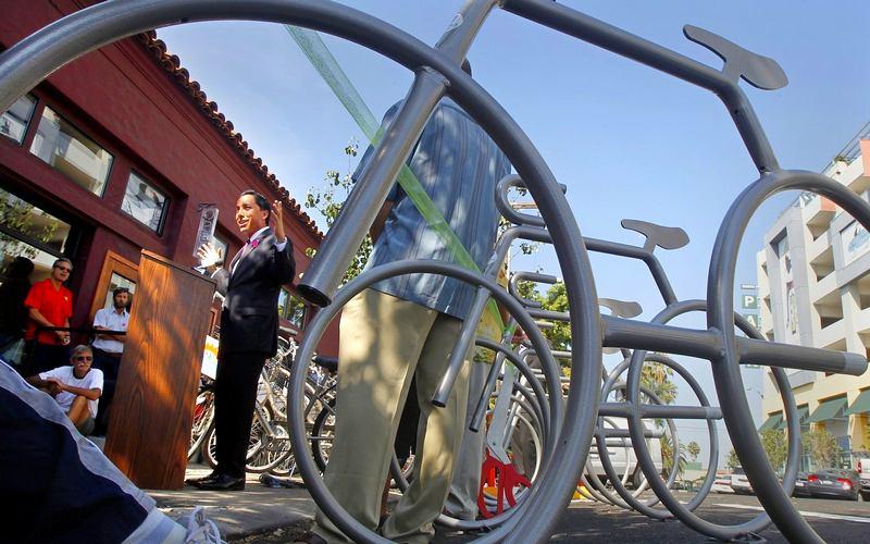 Fábrica de suportes para bicicletas