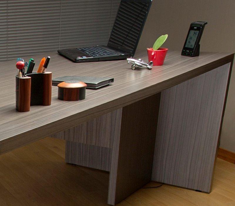 Mesa com design inovador