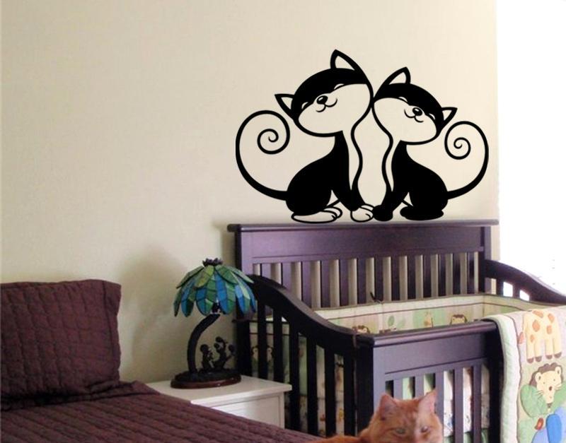 Casal de gatinhos