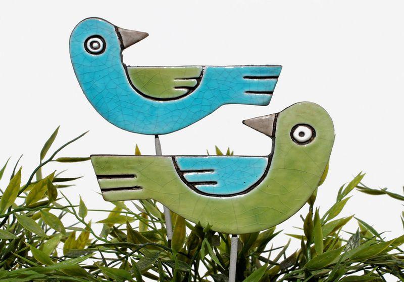 Pássaros de metal