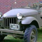 Jeep Bantam, pioneiro da vitoriosa linhagem de veículos off-road