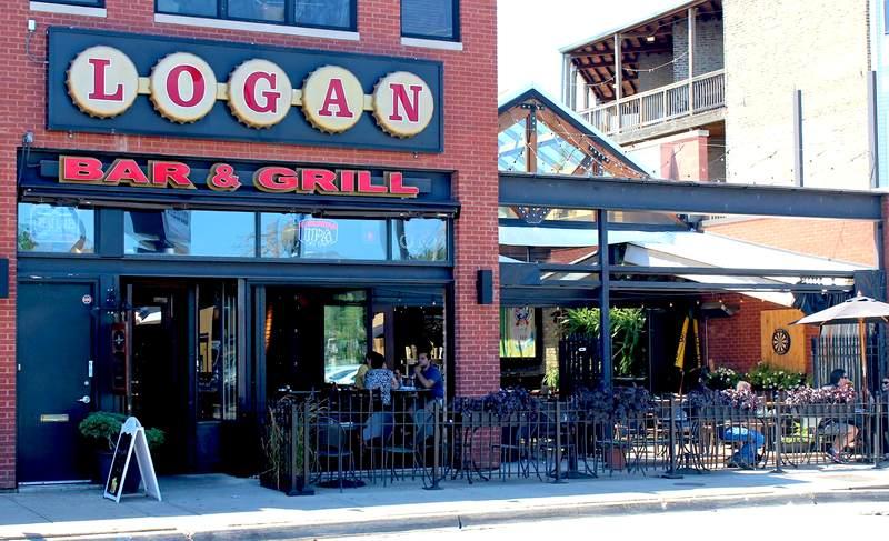Logan Bar & Grill Chicago