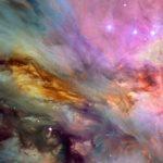 A mais bonita foto da nebulosa de Orion, na nossa Via Láctea