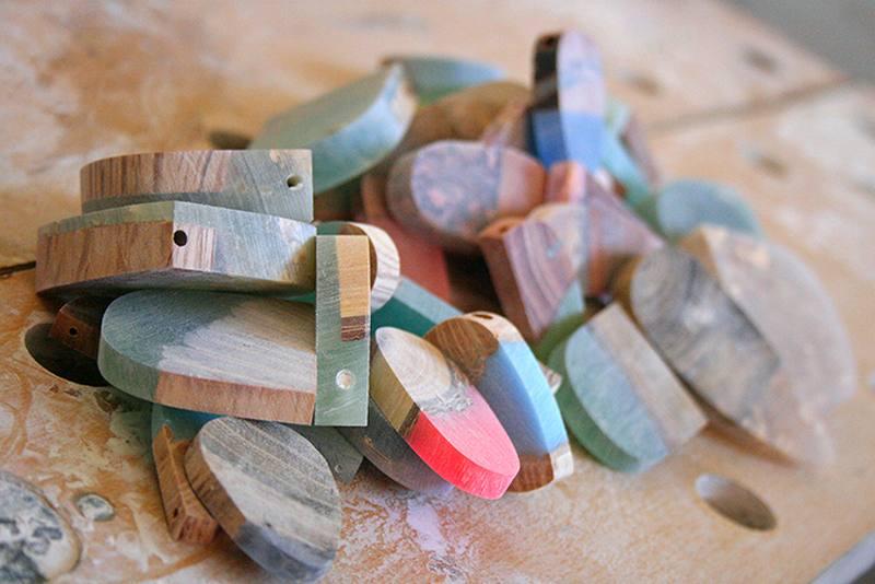 Como fazer joias com reciclagem