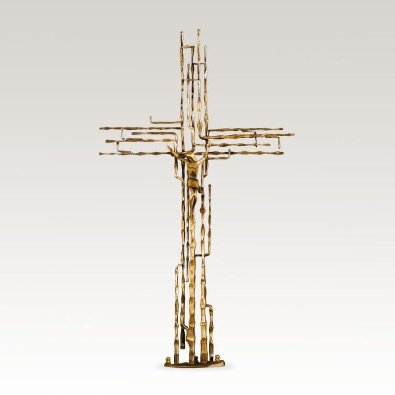 Cruz com design contemporâneo