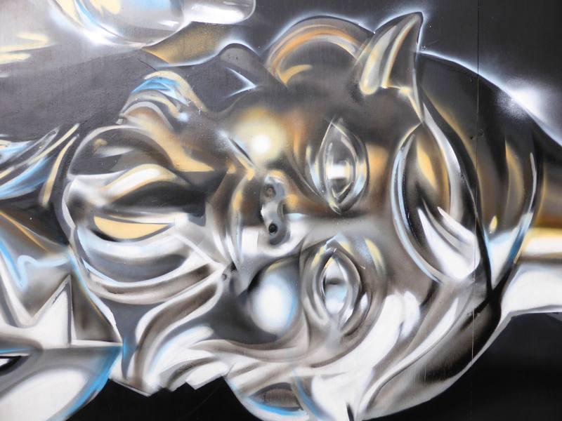 Grafite de Fanakapan