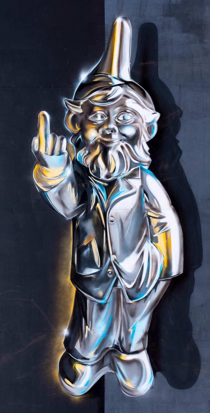Graffiti de Fanakapan