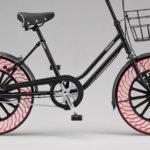 Novo pneu sem ar para bicicleta absorve melhor os impactos