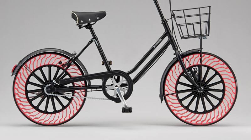 Novo pneu para bikes