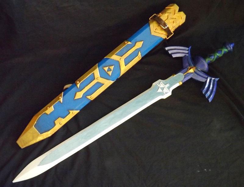 Miniatura de Espada Mestra