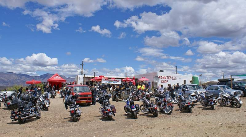 Point de motoqueiros