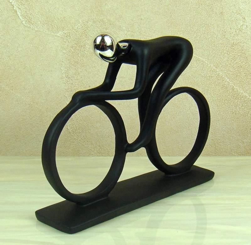 Enfeite sobre ciclismo
