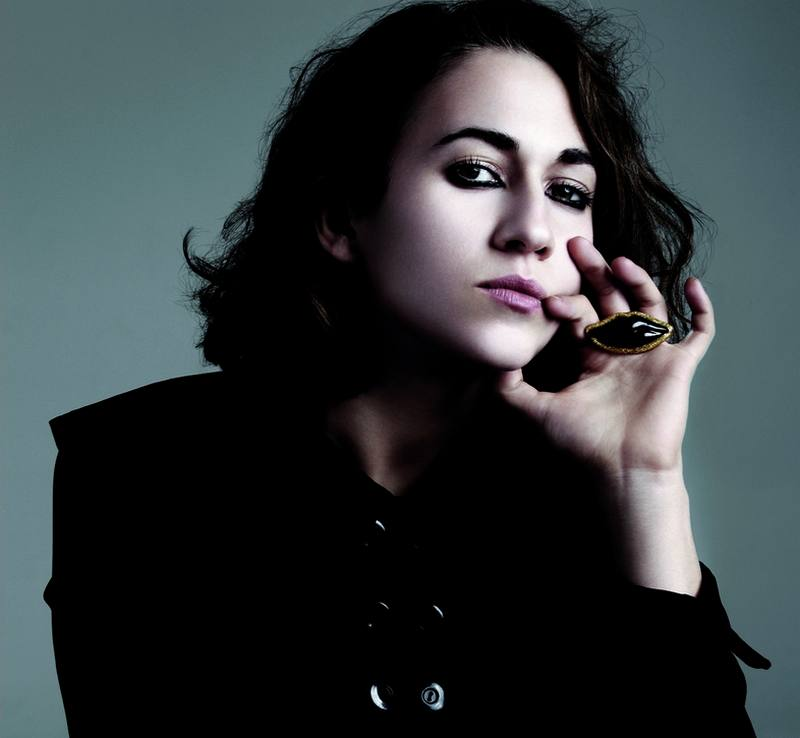 Designer italiana Delfina Delettrez