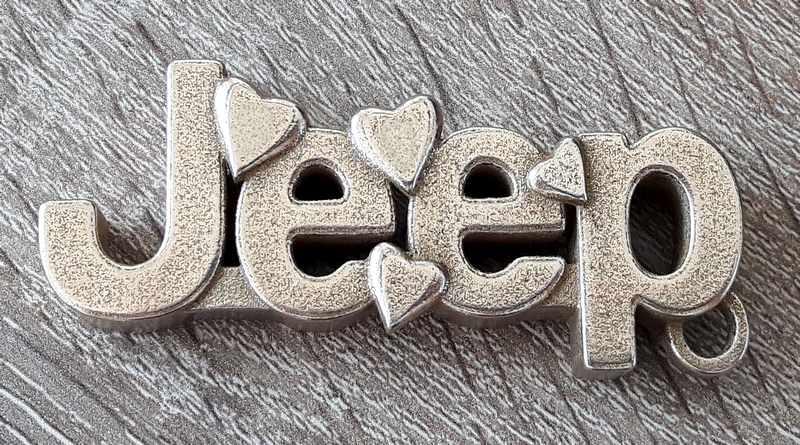 Logo de Jeep com coração