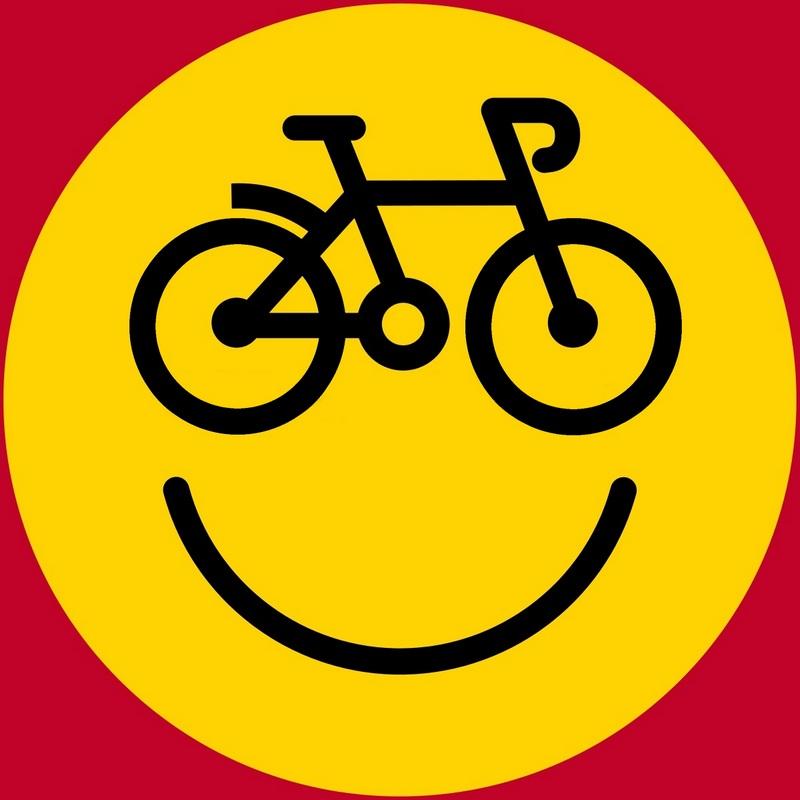 Decoração de bike shop