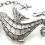 Moda praia: pulseira de cavalo marinho, símbolo de poder e luz