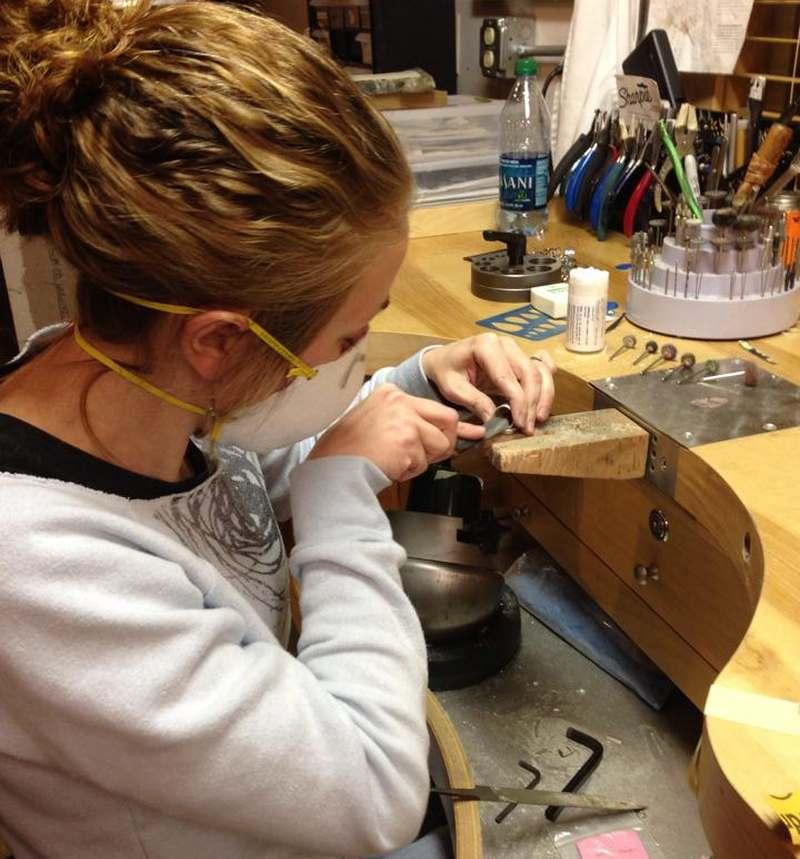 Atelier de design de bijuterias