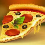 Ideias de ornamentos em 3D para letreiros de pizzaria