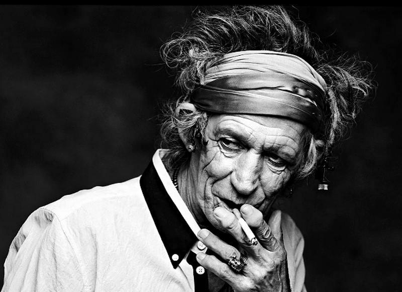 Guitarrista dos Rolling Stones