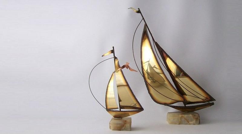 Prêmios para competições náuticas