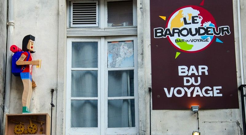 Letreiros artísticos no Rio de Janeiro