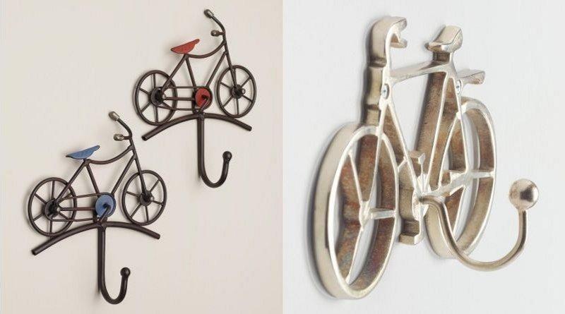 Decoração inspirada no ciclismo