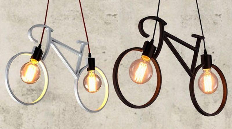 Bikes na iluminação de ambientes