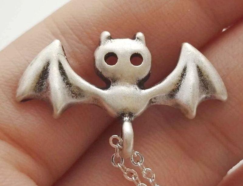 Filhotinho de morcego