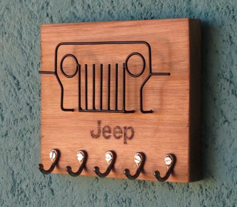 Serralheria artística - Jeep