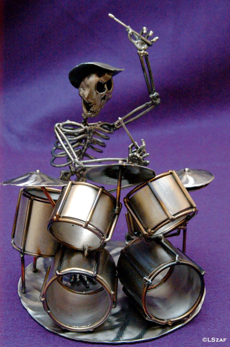 Banda de rock heavy metal