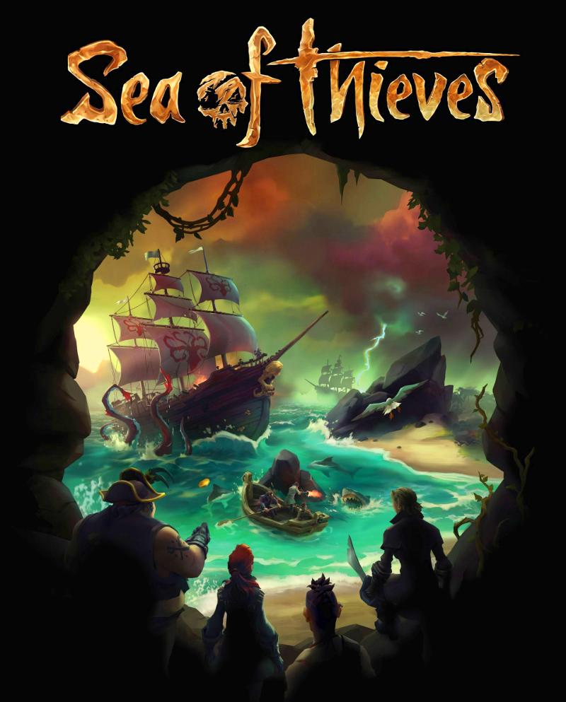 Poster do game Sea of Thieves