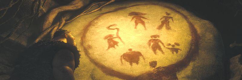 Pintura nas cavernas