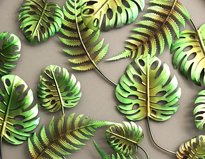 Folhas em chapas de aço